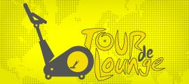 Tour De Lounge web design thumb